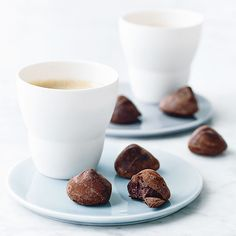 Chokoladetrøfler - Opskrifter