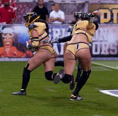Ladies Football League, Female Football Player, Football Girls, Female Crossfit Athletes, Female Athletes, Athletic Models, Athletic Women, Lingerie Football, Legends Football