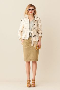 J.Crew - Spring 2011 Ready-to-Wear - Look 15 of 25
