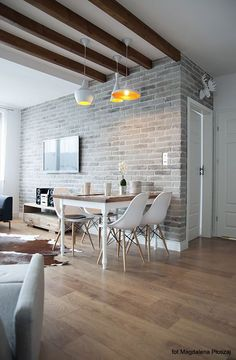 Subtlety is most certainly at the heart of this small, cozy apartment bystudio LOKO. Every minute detail of this home has been carefully crafted and perfected to make effective use...