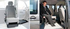 Eureka Solutions -  6-Way Base  Vehicle conversion  Adaptation véhicule 1-866-562-2555