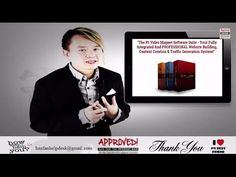 buy http://hanfanapproved.com/hfslc/P1VideoMagnet. Check out my P1 Video Magnet Bonus and P1 Video Magnet Review and discover how P1 Video Magnet is a brand new technology that takes 900 Or more keywords from Google and turns them into stunning looking, traffic generating posts and pages on your website.