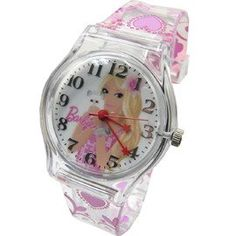 Barbie Watch For Kids . Large Display. In Stock. Ships from and sold by http://koponde.com/