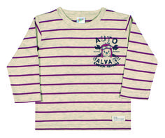 Baby Clothing - Collection: 2014 Fall/Winter.  Name: Auto Repair Bear Shirt. Available in 4 colors.