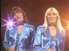 ABBA - Mamma mia 1976    I've been cheated by you   since I don't know when  So I made up my mind,   it must come to an end  Look at me now,   will I ever learn?  I don't know how   but I suddenly lose control  There's a fire within my soul,  Just one look and I can hear a bell ring  One more look and I forget everything,   Oo-o-o-oh    Mamma mi...