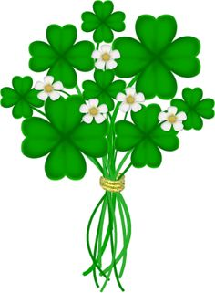271 Best Four Leaf Clovers Shamrocks Images In 2019 Four Leaf