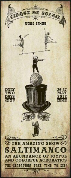 watch Cirque de soleil one day. DONE 8.11.12
