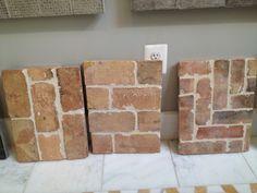 Brick Look Tile Flooring. Brick Look Tile Flooring Pic. Tile that Looks Like Brick Pin It Like Image Brick Flooring, Kitchen Flooring, Kitchen Backsplash, Brick Tiles, Brick Floor Kitchen, Brick Tile Backsplash, Brick Look Tile, Brick Pavers, Backsplash Ideas