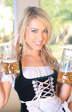 Another Grip Joke is listed (or ranked) 29 on the list The 100 Sexiest Dirndl Girls in Oktoberfest History Oktoberfest History, German Oktoberfest, Beer Maid, Beauté Blonde, Yovanna Ventura, Beer Girl, Mini Vestidos, Types Of Women, Madame