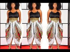Earlier than i say something please go right here ,Please GO VOTE for me. To win a contest to be face of western union Share too with your mates to vote. Harem Pants Pattern, Pants Tutorial, Sewing Pants, Altered Couture, African Attire, African Fashion, African Style, Skirt Fashion, Fashion Dresses