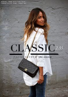 One day a classic chanel will be mine!