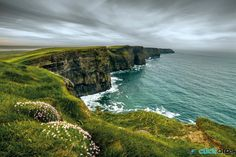 Cliffs of Moher by Francesco Vaninetti on 500px