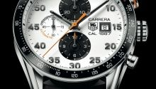 TAG Heuer Carrera 1887 43mm Watches   Perpétuelle