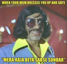 Amarish Puri in different look during his early . Desi Humor, Desi Jokes, Amrish Puri, Black And White Cartoon, Bollywood Pictures, Funny Gags, Funny Humour, Hilarious, First Day Of Work