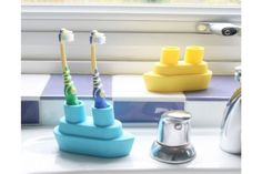 Boat Toothbrush Holder #boataccessoriesgift