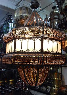 Moroccan Lighting, Moroccan Lamp, Moroccan Lanterns, Valance Curtains, Chandelier, Ceiling Lights, Dining, Home Decor, Candelabra
