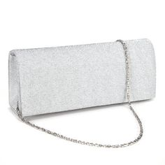 New Trending Shopper Bags: Dazzling Glitter-Tone Fine Lines Women Clutch Hand Carry Bag Prom Evening Purse. Dazzling Glitter-Tone Fine Lines Women Clutch Hand Carry Bag Prom Evening Purse  Special Offer: $7.99  344 Reviews glitter-tone bag featuring a foldover top with magnetic closure, a chain shoulder strap.Dimension: 9.5*2.1*3.7 inch (24×5.5×9.5cm).Detachable chain strap: 46.4...