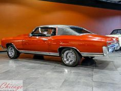 1970 Chevrolet MONTE CARLO 454 SS SUPERCHARGED  in ,