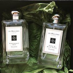 Jo Malone fragrance combination! Love these two colognes!! Pomegranate Noir and Peony and Bush Suede