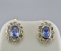 Victorian 6.50 Ct no heat sapphire and 2.30 Ct old by hawkantiques, £3900.00...$6,805.10 us