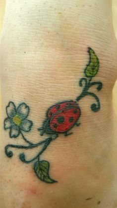 Lady Bird tattoo
