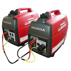 BuyBuyBlacksheep | Honda Eu2000 Combo Rv Package 2 Tri Tap Round Extension Cords 1 Round Extension Cord 2 Honda Covers