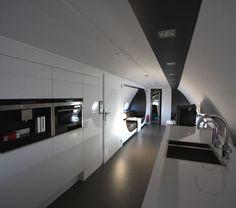 Hotel Design Airplane Style Modern 2011