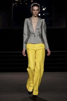 Sass & Bide, Look 2. xoxo, k2obykarenko.com #London #FashionWeek #Fall2013