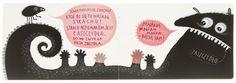 Scary Strachy written by Olga Gromek designed by Agata Dudek Dragon Illustration, Children's Book Illustration, Illustration Styles, Book Illustrations, Joy Of Life, Camping Activities, Big Kids, Childrens Books, Lettering