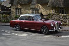 1960 Alvis TD21 MkI,