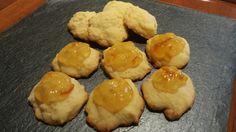 cookies de naranja