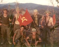 Charlie Company 1st BN 3rd Marines, Vietnam.