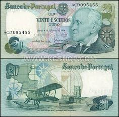 portuguese money | 179f portugal 1988 one hundred escudos