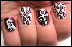 BeautyGnome: PRINCE manicure!