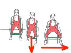 PreHab Exercises - Band Walks - Forward and Lateral for Hip Activation and Stability