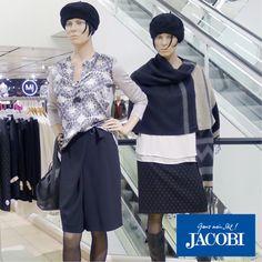 #Outfits - schön & feminin  #jacobi #modehausjacobi #modehaus #strick #köln #cologne #eterna #mj