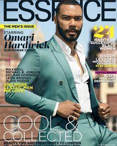Omari HardwickUp The Summer With ESSENCE Magazine Covers