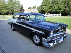 Displaying 1 - 15 of 25 total results for classic Chevrolet Nomad Vehicles for Sale. My Dream Car, Dream Cars, 57 Chevy Bel Air, Chevy Nomad, Classic Chevrolet, Hot Rod Trucks, Ex Machina, Antique Cars, Vintage Cars