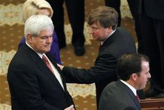 45 #prezpix #prezpixng election 2012 candidate: Newt Gingrich publication: abc news photographer: AP Photo publication date: 3/8/12