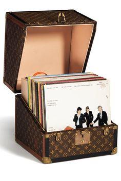 """Louis Vuitton - DJ Box 1996 """"Volez, Voguez, Voyagez"""" Grand Palais, Paris"""