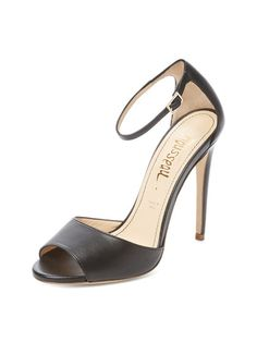 Leroy Leather Two Piece Pump by Jerome C. Rousseau