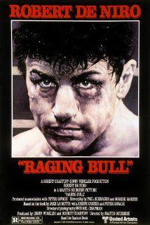 Raging Bull (1980) Poster