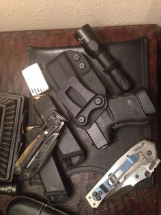 Glock 30 - Real Time - Diet, Exercise, Fitness, Finance You for Healthy articles ideas Survival Equipment, Survival Gear, Urban Survival, Home Defense, Self Defense, Global Knife Set, Everyday Carry Gear, Edc Tactical, Tac Gear