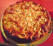 Apfel - Pudding – Kuchen mit Hermann Teig (Rezept mit Bild) | Chefkoch.de