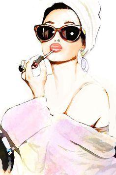 db923a420ef3c3aaf6dedd7a0f949932--watercolor-illustration-illustration-fashion.jpg (550×825)