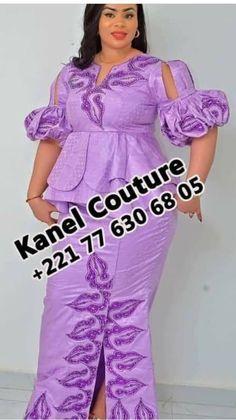 Yellow Lace, African Fashion, Fashion Women, Boutique, Peplum Dress, Couture, Formal Dresses, Vip, Wedding