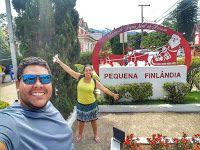 Mochilando Nas Viagens, aventuras wanderlust e ecdemomaníacas pelo mundo.: PENEDO: Uma bela parte da Europa entre São Paulo e...