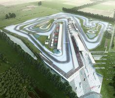 Formula 1 Project / Populous