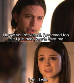 She can trust him all she wants. I don't. — Finding Carter 2x20 | Twitter