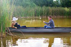 Venice Maternity Photographer Lake & Water